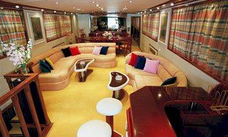 Star Alliance yacht charter Anastassiades & Tsortanides Motor Yacht