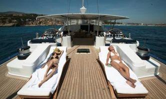 Mumu yacht charter R.B.Dereli Yachts Sail Yacht