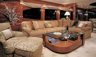 Camelot yacht charter Hargrave Motor Yacht