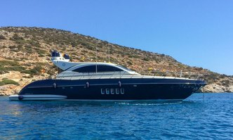 EUDEMONIA KYVOS yacht charter Overmarine Motor Yacht