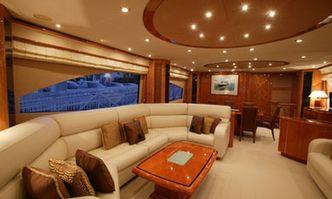 Pearl  yacht charter Sunseeker Motor Yacht