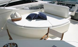 Leimaonia1 yacht charter Falcon Motor Yacht