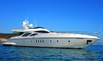 Ganesh A yacht charter Azimut Motor Yacht