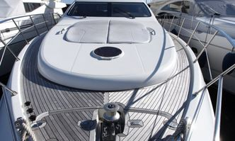 Princess Sissi yacht charter Azimut Motor Yacht