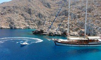 Arielle I yacht charter Bodrum Shipyard Motor/Sailer Yacht