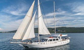 Maske yacht charter Custom Sail Yacht