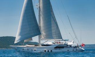 Lady Sunshine yacht charter Jongert Sail Yacht