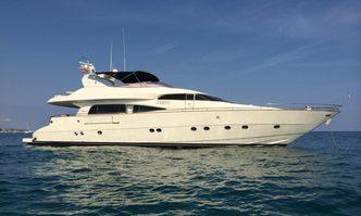 Leigh yacht charter Mochi Craft Motor Yacht