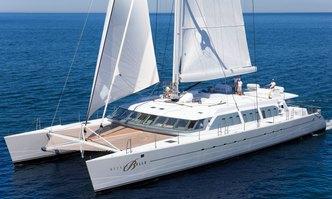 Bella Vita yacht charter CMN Yachts Sail Yacht