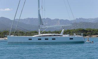 ARGENTOUS yacht charter Jeanneau Sail Yacht