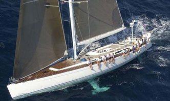 Lupa of the Sea yacht charter Baltic Yachts Sail Yacht
