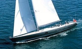 Silvertip yacht charter Yachting Developments Sail Yacht