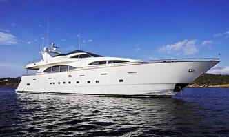 Reflection yacht charter Azimut Motor Yacht