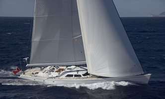 Nephele yacht charter McMullen & Wing Sail Yacht