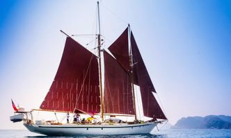 Dallinghoo yacht charter S.A. Pritchard (South Africa) Sail Yacht