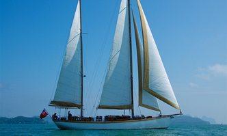 Aventure yacht charter Custom Sail Yacht