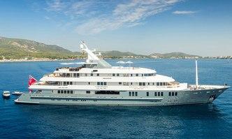 Boadicea yacht charter Amels Motor Yacht