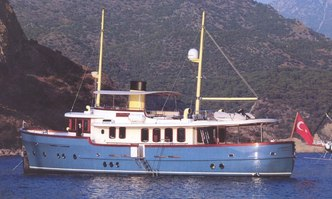 Larimar yacht charter Yener Motor Yacht