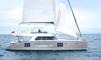 Maverick yacht charter Sunreef Yachts Sail Yacht