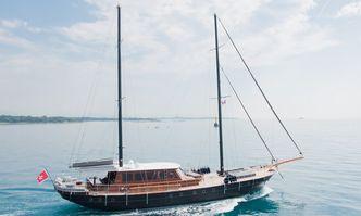 Vita Dolce yacht charter Caique Sail Yacht
