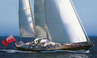 Melinka yacht charter Nautor's Swan Sail Yacht
