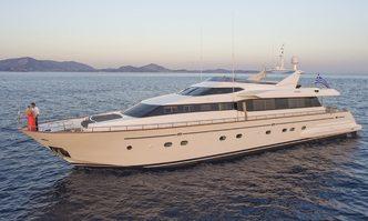 Martina yacht charter Falcon Motor Yacht