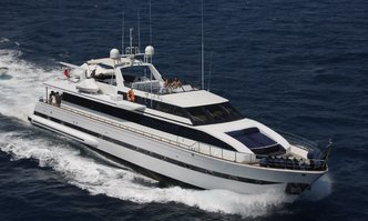 Queen South yacht charter Versilcraft Motor Yacht