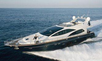 Sula yacht charter Riva Motor Yacht