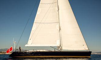 Umiko yacht charter Nautor's Swan Sail Yacht