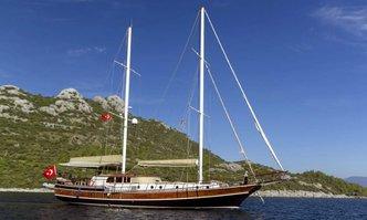 Derya Deniz yacht charter Custom Sail Yacht