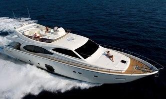Lavitalebela yacht charter Ferretti Yachts Motor Yacht