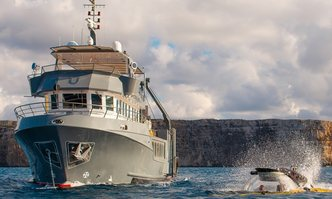 U-Boat Navigator yacht charter Rena Umut Kocau Motor Yacht