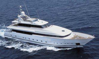 O'Rion yacht charter Siar & Moschini Motor Yacht