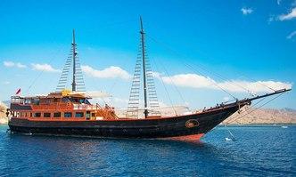 Samata yacht charter Custom Motor Yacht