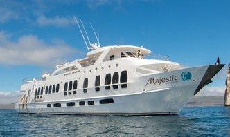 Majestic yacht charter Custom Motor Yacht
