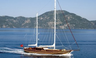 Take It Easier yacht charter Cavusoglu Yat Imalathanesi Sail Yacht