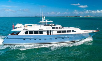 Silver Seas yacht charter Burger Motor Yacht