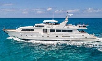 Alexandra Jane yacht charter Broward Motor Yacht