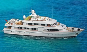 Monte Carlo yacht charter Amels Motor Yacht