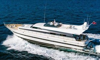 Sandi IV yacht charter Cantieri di Pisa Motor Yacht