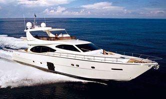 Orlando L yacht charter Ferretti Yachts Motor Yacht
