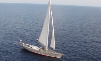 Dwinger yacht charter Royal Huisman Sail Yacht