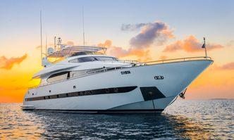 Sea Jaguar yacht charter Maiora Motor Yacht