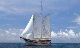 Raja Laut yacht charter Georges E.K. Carraz Sail Yacht