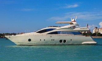 Bluocean yacht charter Aicon Motor Yacht