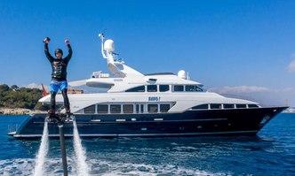 Bang yacht charter Benetti Motor Yacht