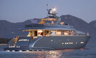 Princess L yacht charter Maiora Motor Yacht