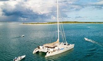Lonestar yacht charter DRA Sail Yacht
