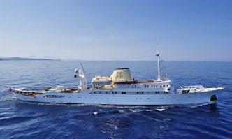 Christina O yacht charter Canadian Vickers Motor Yacht