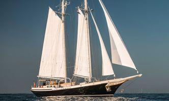Borkumriff II yacht charter Lubbe-Voss Sail Yacht